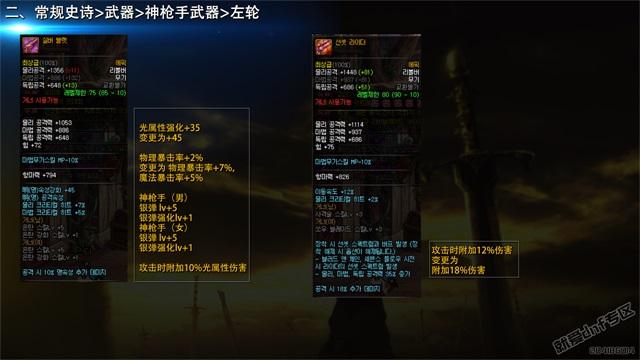 就爱dnf专区:韩国正式服,12月21日史诗改版介绍合集第18张-地下城与勇士_就爱dnf专区